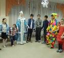 Театр «Эрмитаж» поздравил детей из реабилитационного центра №2