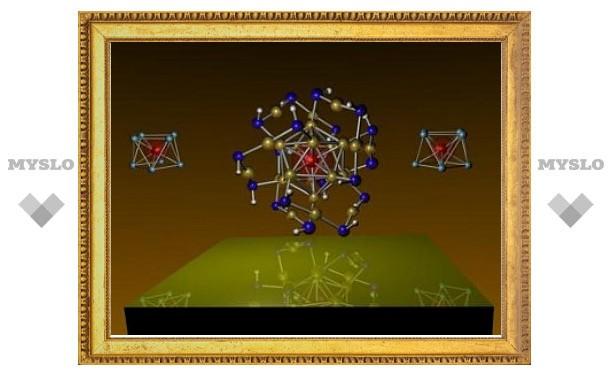 Ученые получили магнитные суператомы