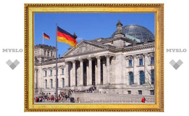В Берлине канадца арестовали за нацистское приветствие