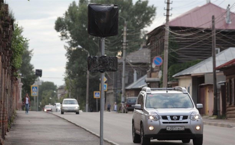 Знаки об одностороннем движении на улицах Гоголевской и Л. Толстого заработают в 19.00