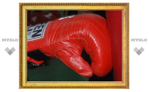 Тульские боксеры привезли золото из Самары