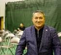 В Узловой открыт Центр борьбы имени олимпийского чемпиона Шамиля Хисамутдинова