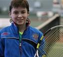 Юный тульский теннисист отправится на турнир в Америку