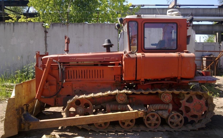 В Тульской области пенсионер сдал на металлолом чужой бульдозер