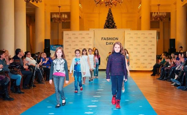В Туле прошёл большой модный показ