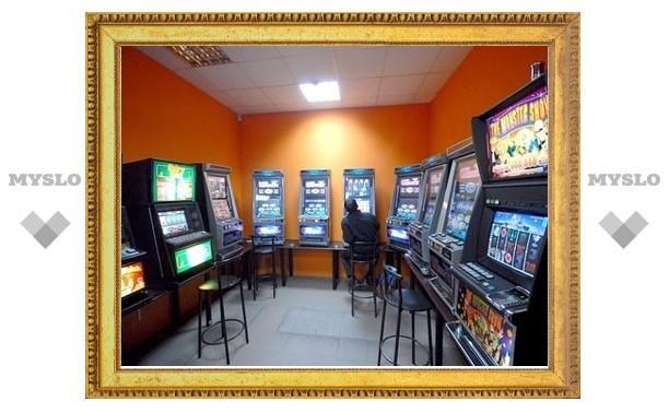 В Алексине прекратили деятельность незаконных игровых клубов