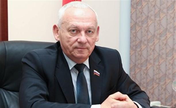 Мэр Тулы написал заявление в Тульский облизбирком