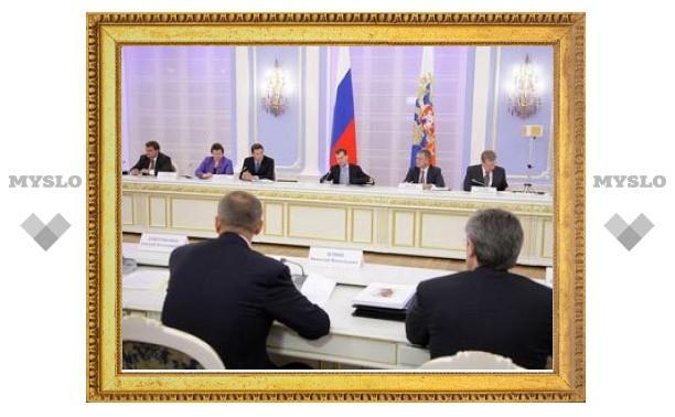 Медведев поручил расселить ветхие дома престарелых