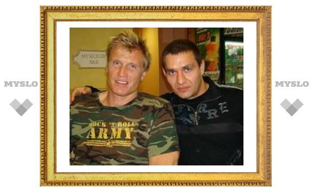 """Туляк снимется в """"Короле ринга"""""""