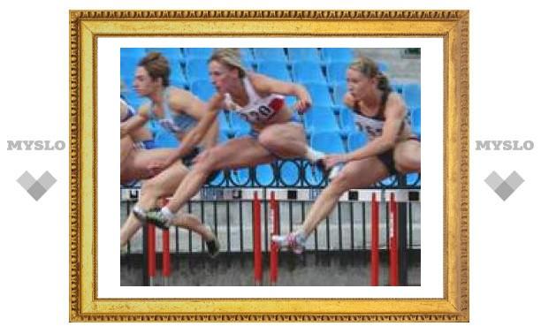 Тульская бегунья стала лучшей в России