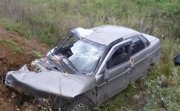 Из-за пьяного водителя пострадали три человека