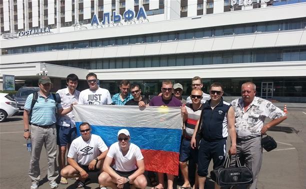 Тульские «СПЛАВовцы» успешно выступили на спартакиаде в Москве