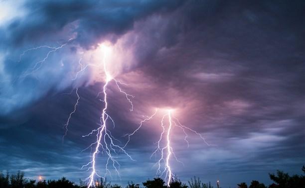 Погода в Туле 27 июля: гроза и жара