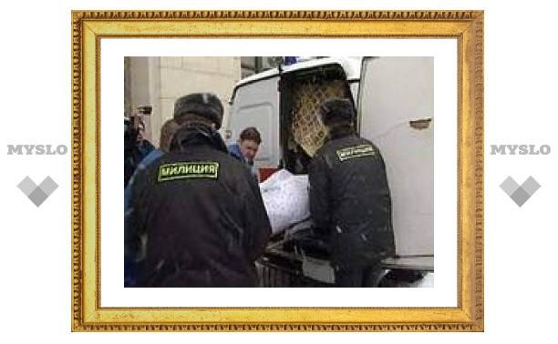 В Москве убит уроженец Таджикистана