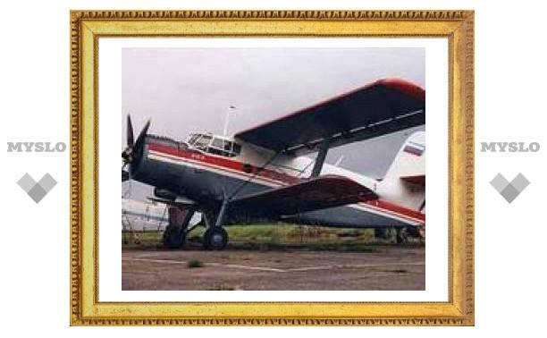 В Якутии при посадке перевернулся самолет Ан-2