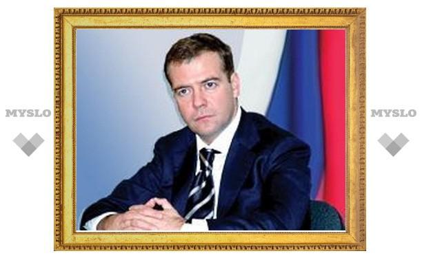 От Дмитрия Медведева сбежал кот?