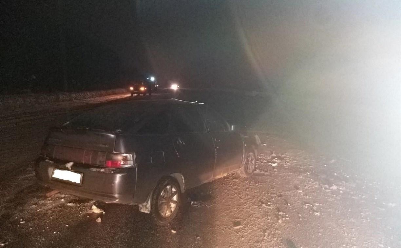 В аварии на дороге «Тула – Новомосковск» пострадали пять человек