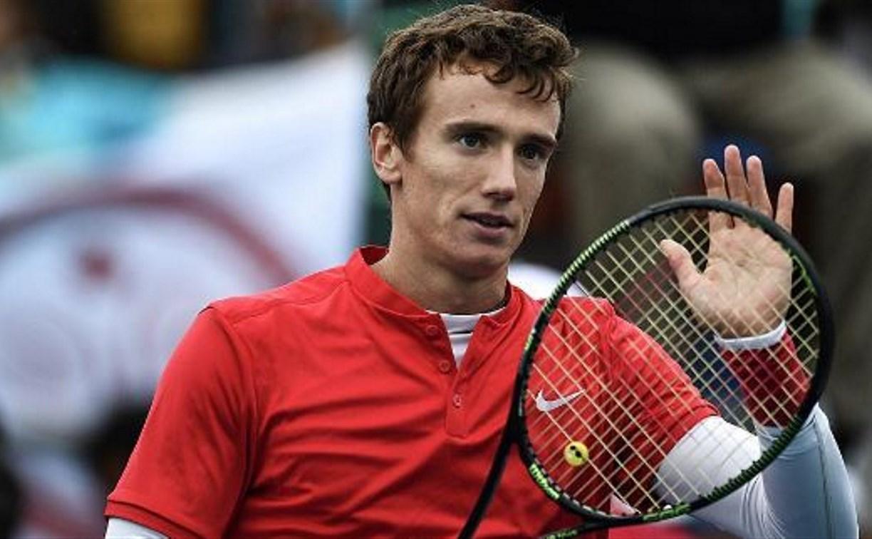 Теннисист Андрей Кузнецов пробился в полуфинал австралийского турнира