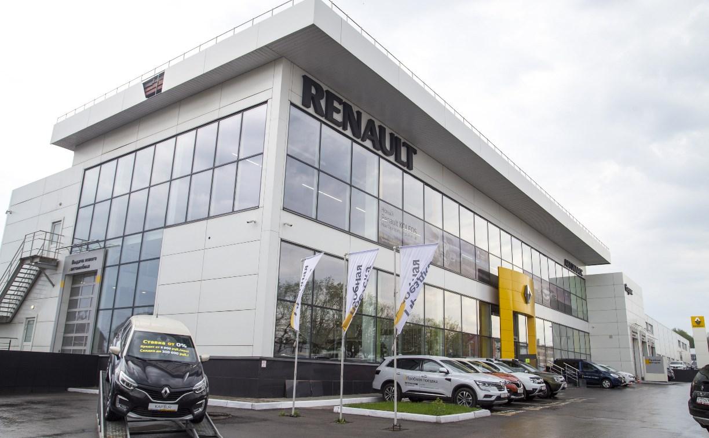 Купить автомобиль легко, если это Renault!