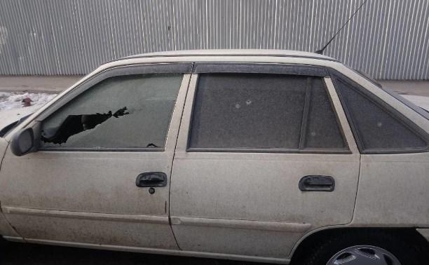 Обстрел машин в Туле: полиция отказала в возбуждении дела