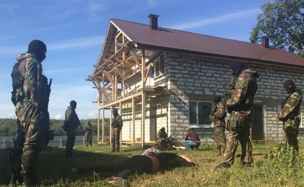 В Орловской области задержаны члены банды, нападавшей на тульских бизнесменов