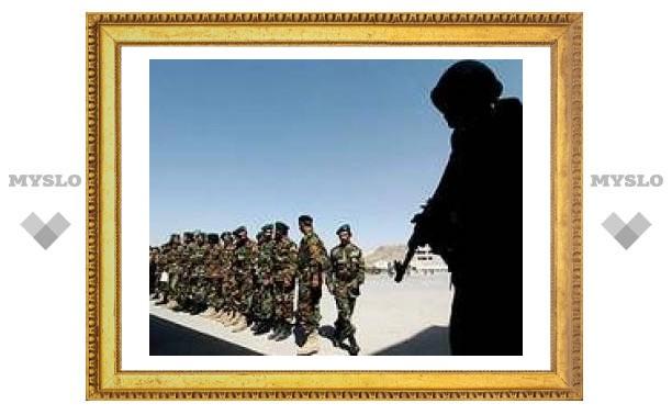Афганская армия окружила похитителей сотрудников Красного Креста