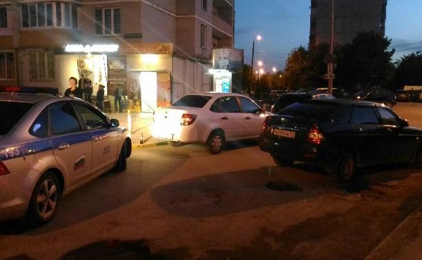 На улице Токарева в Туле неадекватный водитель сбил 16-летнюю девушку