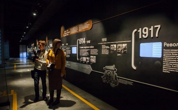 В Туле открылся уникальный Музей станка