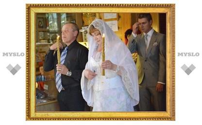Алексей Воробьев выложил в Иинтернет видео с венчания родителей