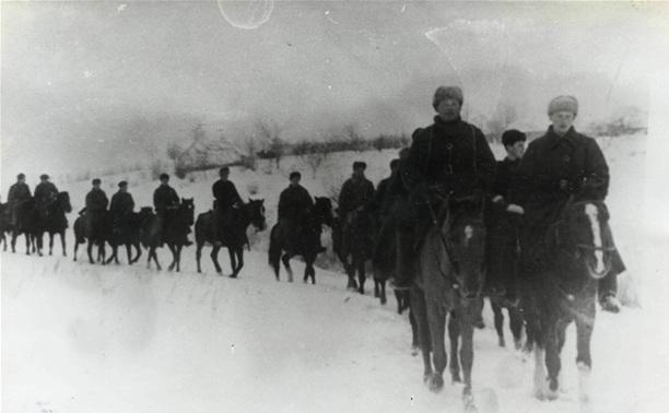 Сегодня в селе Крапивна отмечают День памяти освободителей