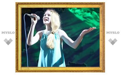 Певица из Тульской области покорила Финляндию