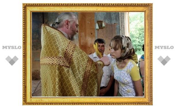 Под Тулой состоялся православный поход