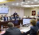 В правительстве Тульской области обсудили реализацию указов Президента