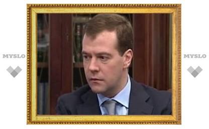 Медведев перед саммитом G8 рассказал обо всем