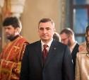 Алексей Дюмин поздравил жителей Тульской области с Пасхой