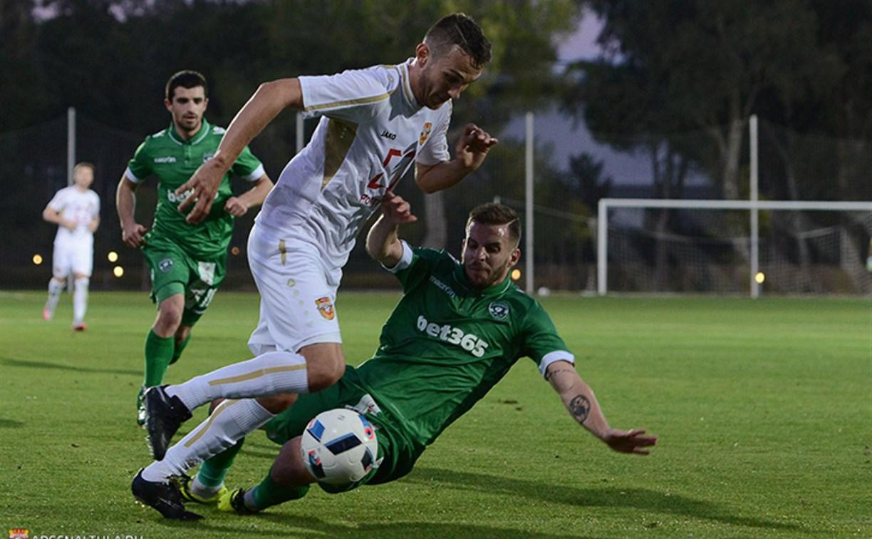 «Арсенал» сыграл вничью с болгарским «Лудогорцем»