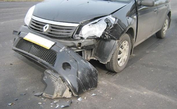 В аварии в Суворове пострадала пенсионерка