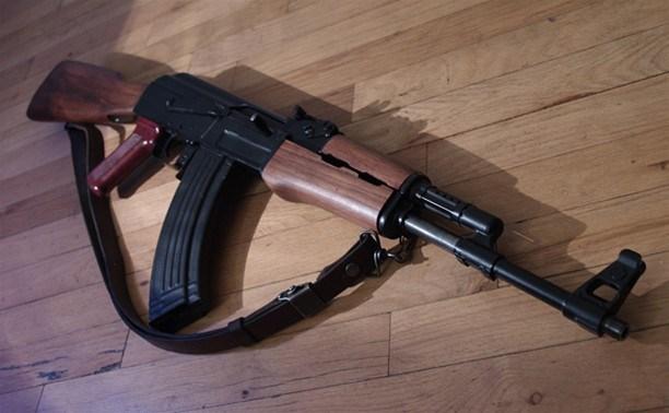 Житель Тульской области собрал дома целый арсенал оружия