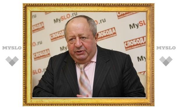Экс-мэр Тулы стал депутатом