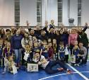 Юные футболисты разыграли в Шатске Пряничный кубок