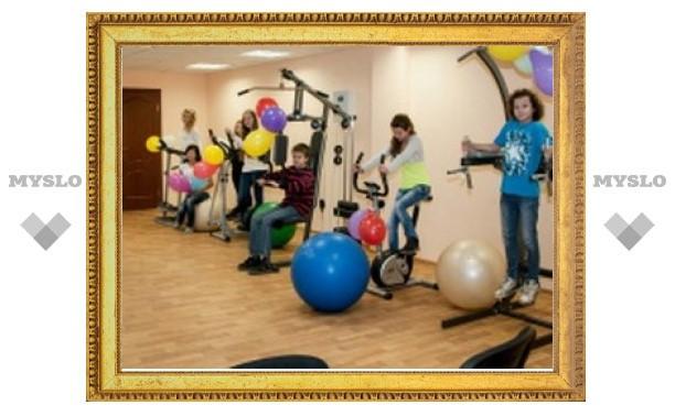 В Туле открылся бесплатный спортивный зал