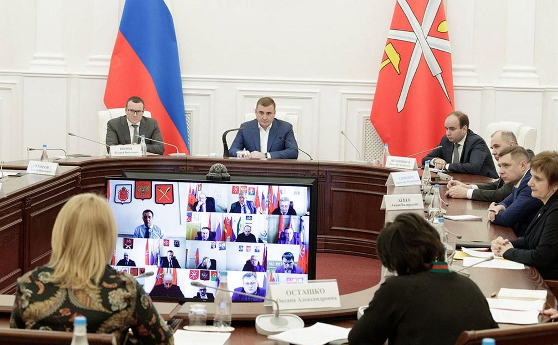 В правительстве разъяснили порядок работы тульских предприятий с 8 апреля