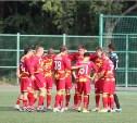 Молодёжка «Арсенала» начала базовый сбор в Турции