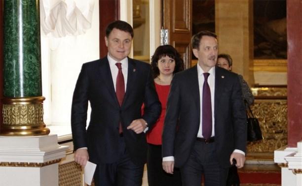 Юлия Вепринцева и Вадим Жерздев поддержали предложения Владимира Груздева по развитию бизнеса