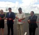 Губернатор Тульской области опробовал новую объездную дорогу в Советске
