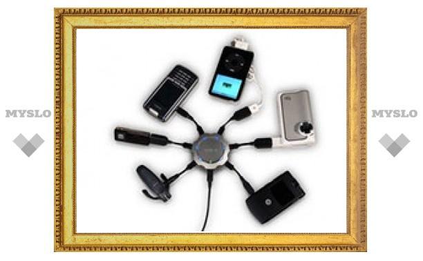 Одобрен стандарт единого зарядного устройства для всех мобильников