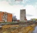 В Пролетарском районе благоустроят сквер у шестнадцатиэтажки
