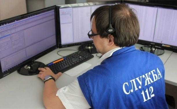 С 14 декабря туляки смогут звонить на единый номер службы спасения со стационарных телефонов
