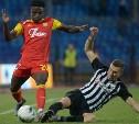 В первом матче Лиги Европы «Арсенал» дома уступил «Нефтчи» – 0:1