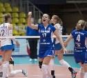 Волейбольная «Тулица» в ответной игре обыграла уфимскую команду